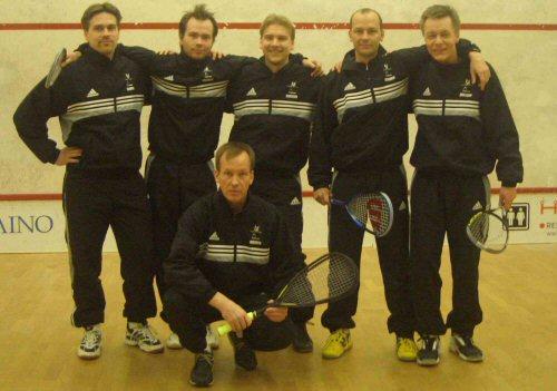 ESRC M II-joukkue 2004-05