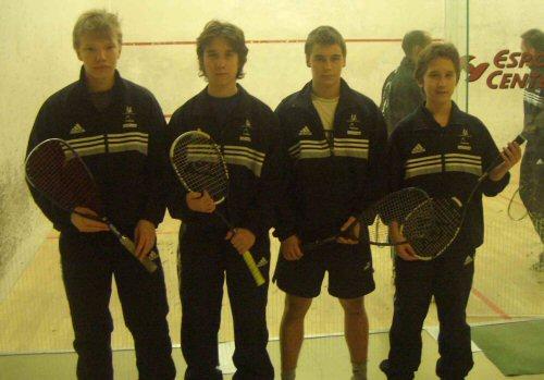 ESRC M 3-joukkue 2004-05