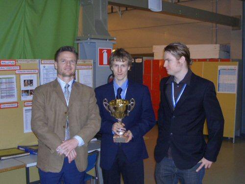 SM-liigamestari 2004-05