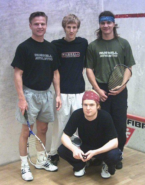 Miehet 1. joukkue 2003