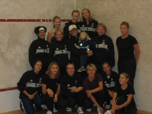 Naispelaajat 2005