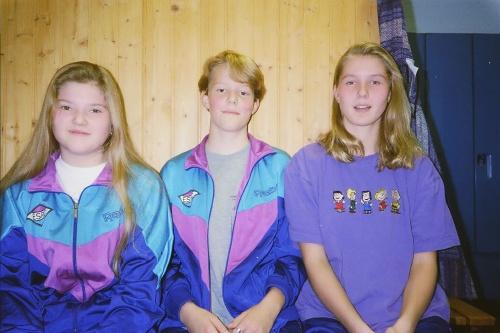 SM-liigajoukkue 1995-1996 N3