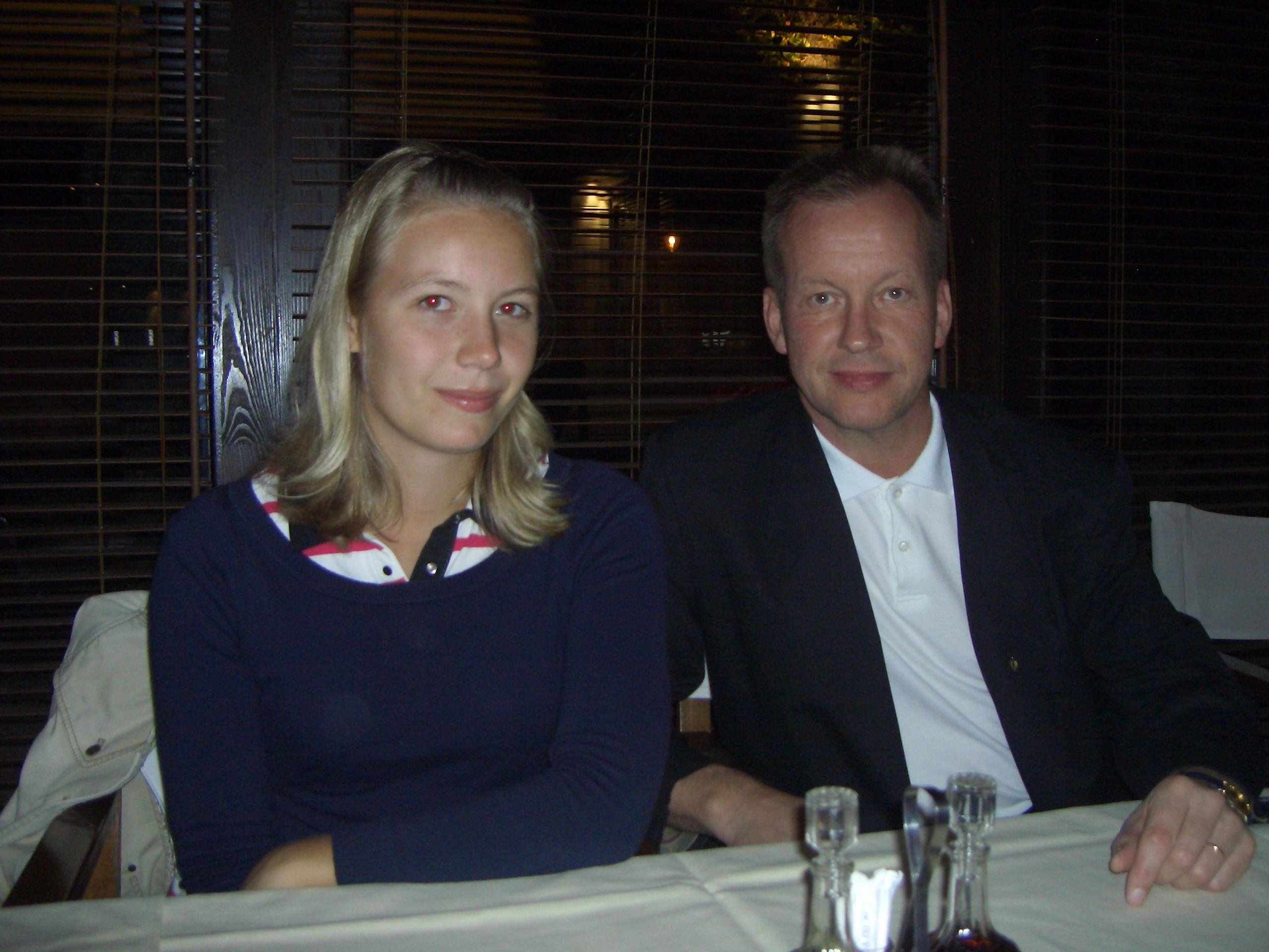 Nina Saari ja Jarkki Jaakkola