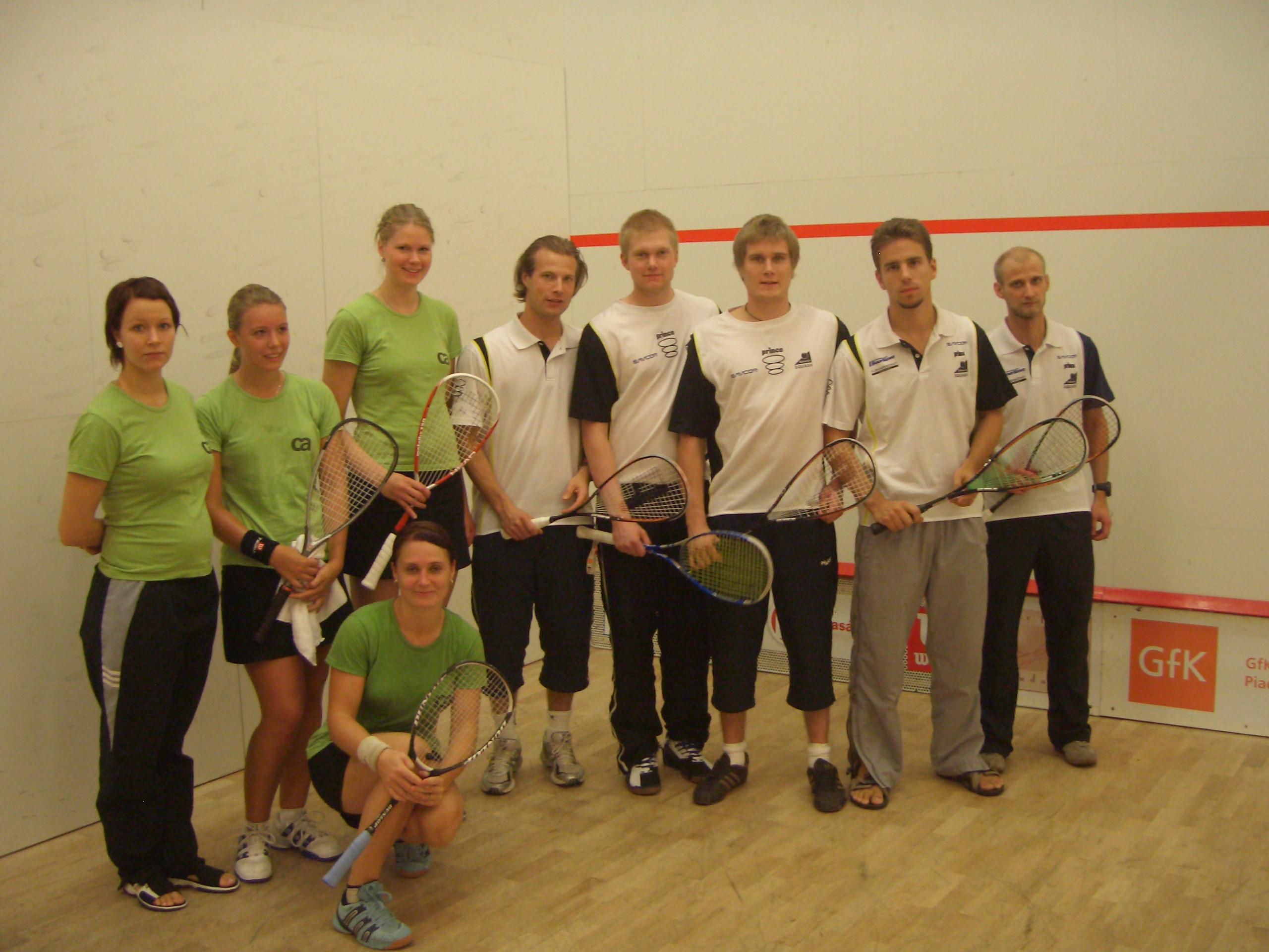 Suomen joukkueet
