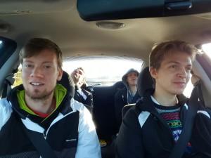 Ykkösjoukkue matkalla Turkuun
