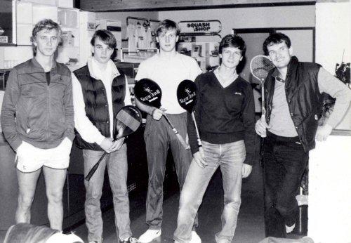 SM-Liigapelaajia 1982